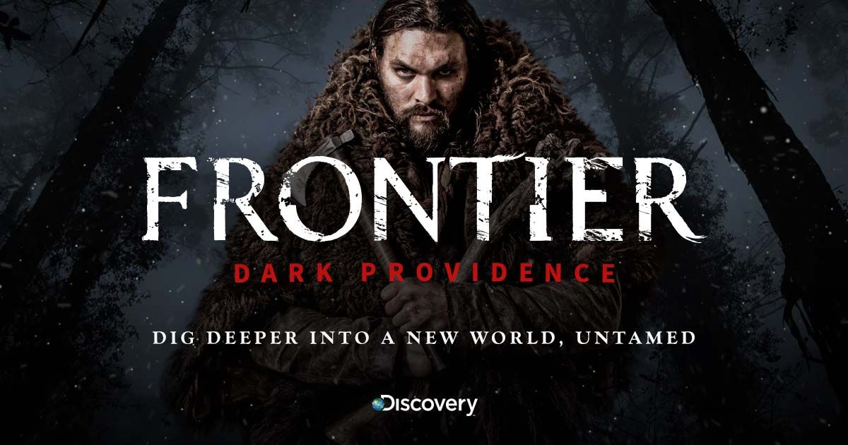 Frontier Temporada 1 Completa Espa&ntildeol Disponible