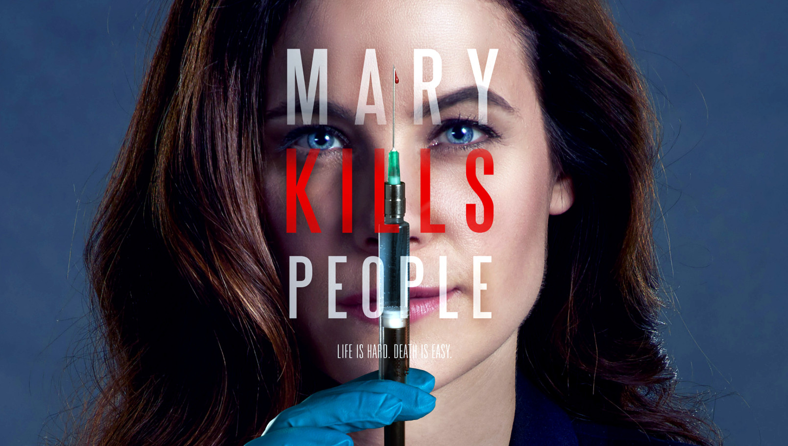 Mary Kills People - TV Series