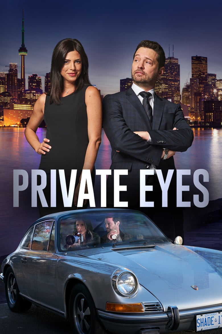 Private Eyes - TV Series