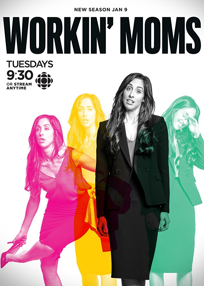 Workin' Moms - TV Series